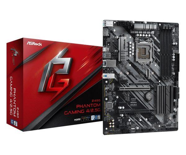 Z490 PHANTOMGAMING4/2.5G