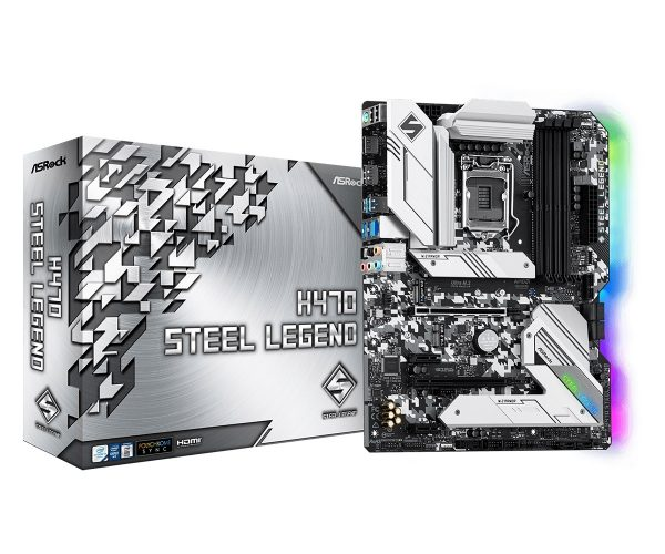 H470 STEEL LEGEND